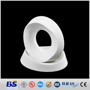 Sản phẩm cao su silicone lỏng chịu nhiệt trắng
