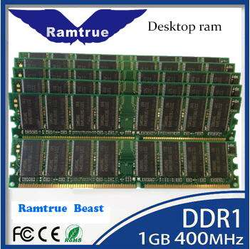 Desktop DDR1 512 MB 400MHz PC3200 Memory Module