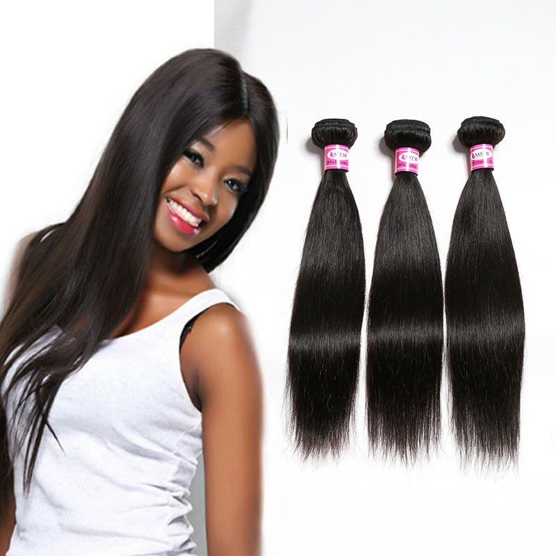 Factory direct sale sale haiyi suna remy straight hair, brazilian hair in mozambique 100 human, raw vietnamese hair weaving