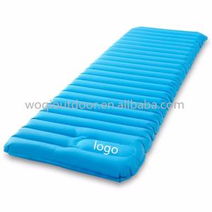 Woqi Infinitely Spliced Self-inflating Camping Mat Ultralight Sleeping Pad, Sleeping Mat, Self Inflating Sleeping Pad