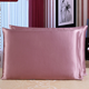 Factory direct sale thai silk pillow case slip silk pillow case cover