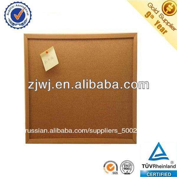 деревянная рамка листа пробки доска объявлений пробковая доска объявлений