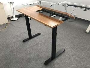 Electrical height adjustable drafting table,Drawing desk ,Tilting desk Sit To Stand Desk