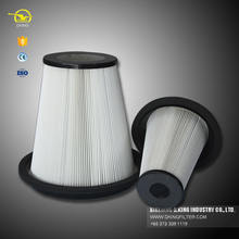 Pleated Filters for Dust Collection Air Filters Cartridge For Industrial Filter