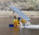 Most Popular solar powered paddle wheel aerator for aquaculture