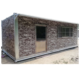 Steel Frame China Luxury Prefab Container Homes