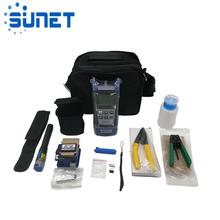 Factory Price FTTH Fiber Optic Assembly Termination Tool Kit for Installing Fast Connector and Drop Cable