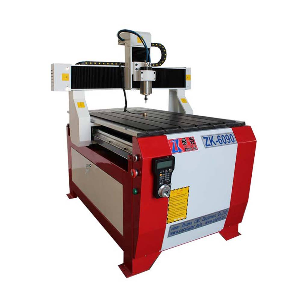 Steel pipe frame Shape Cutting Machine Wood Small Size ZK-6090
