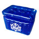 Inflatable Beer Ice Cooler Inflatable beverage ice bucket pool float drink fruit cooler for picnic and camping Party