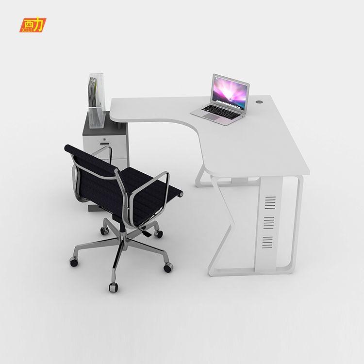 Office 가구 책상 화학 저항하는 실험실 표 computer 메트 vintage desk