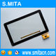 10.1 inch tablet touch screen DPT 300-L3959C-A00 258.5x159mm Capacity Digitizer