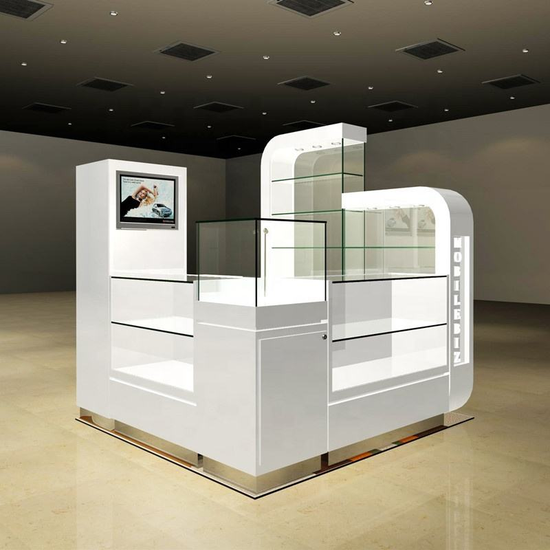China manufacturer reasonably priced cell phone kiosk