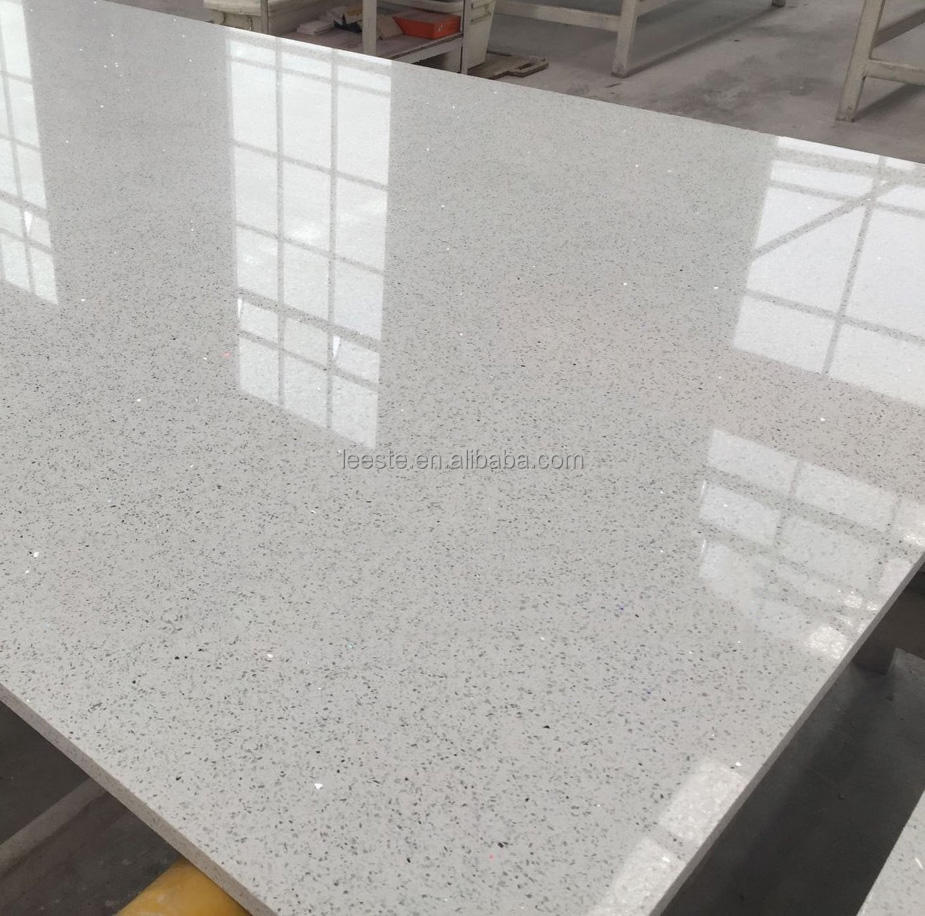 China Suppliers Artificial Quartz Stone Prices Slabs For Worktops