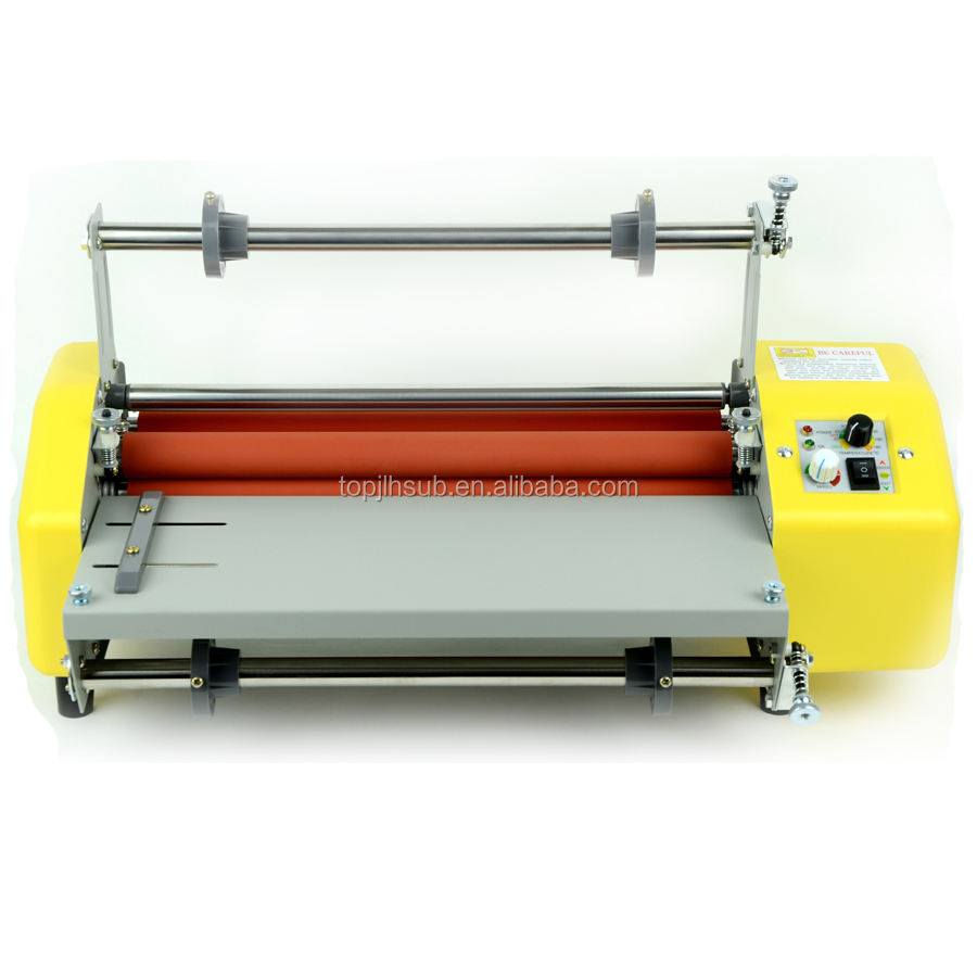 A2 size low temperature hot film laminator
