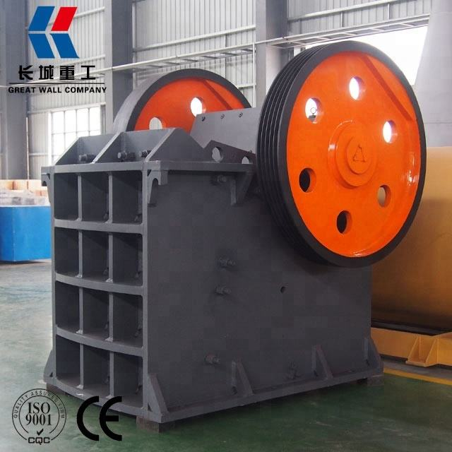 China Fabrikant Leverancier Ce Iso Kwaliteit Jaw Crusher