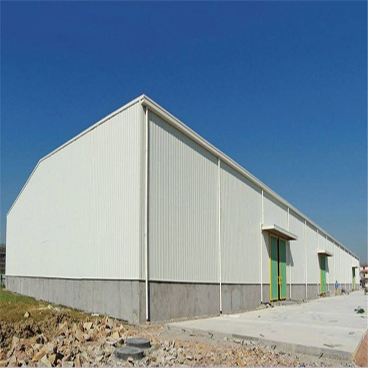 Steel Structure Car Shed Warehouse Parking Hall Garage with Workshop Portable Modular Folding Plant