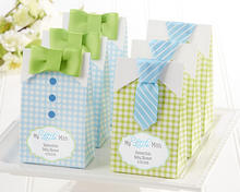 Wedding Supplies My Little Man Favor Box