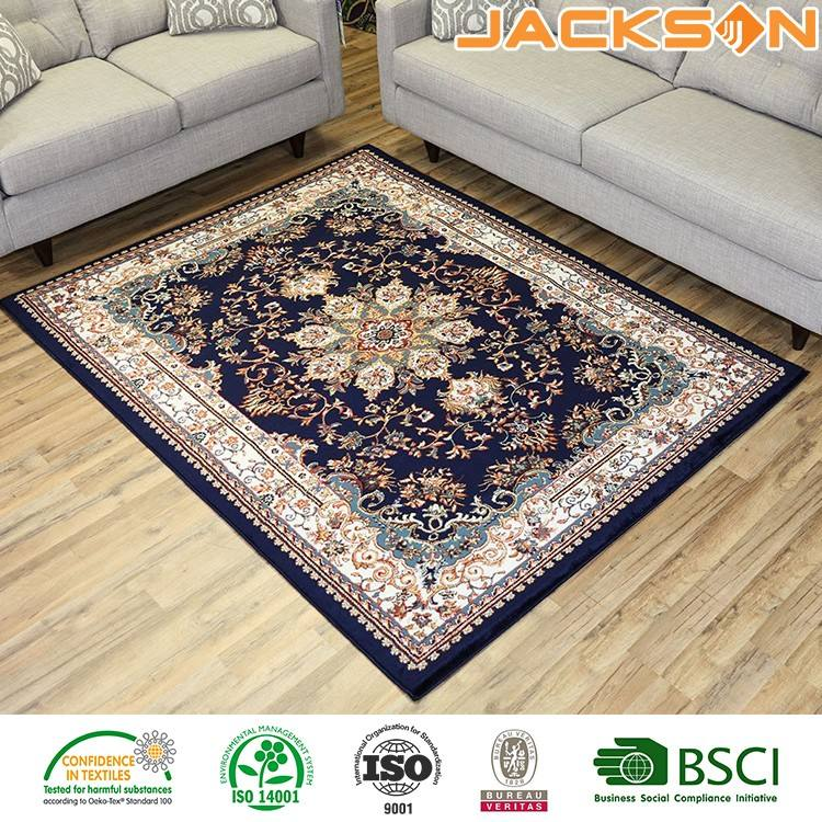 Most popular product traditional persian style area underlay carpet
