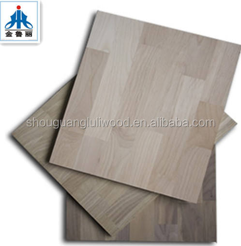 Black walnut finger joint board for furniture/decoration from luligroup