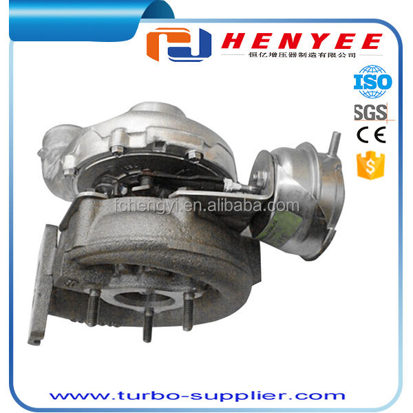 Kkk turbocharger gt2052v 454135-0003 AR0104 AR0105 ل أودي vw