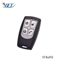 Hot selling wireless 433mhz rf universal gate barrier remote control