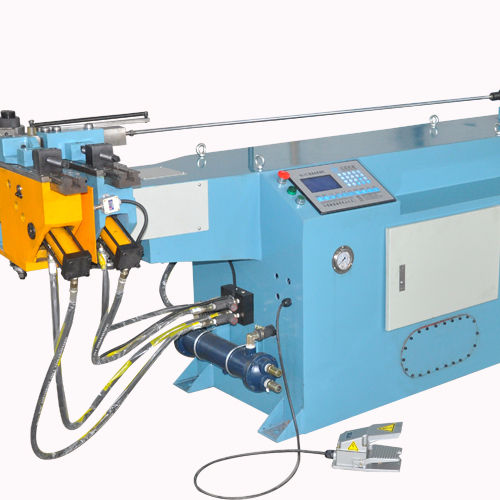 Double-head pipe bending machine, 3D pipe bending machine, automatic tube bending machine