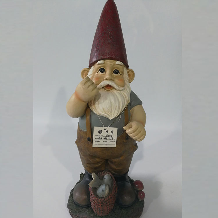 Polyresin Garden Gnomes from factory