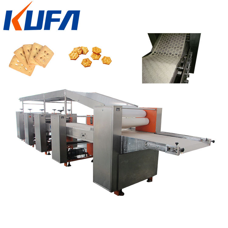 KUFA Hard and soft Biscuit Production Line / Biscuit making machine