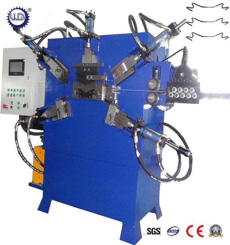 Automtic [ Machine ] Hook Making Machine Automatic Large Power Hook Making Machine