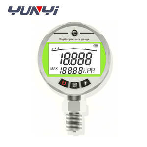 Standard pressure gauge digital manometer