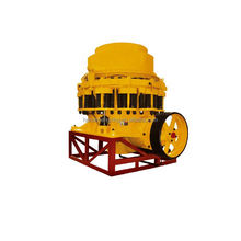 Cobble Stone Crusher Equipment Spring Cone Crusher For Hard Stone