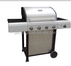 4B SB CSA Approval 5 Burner Outdoor Gas Barbecue Grill  PG-40401S0L