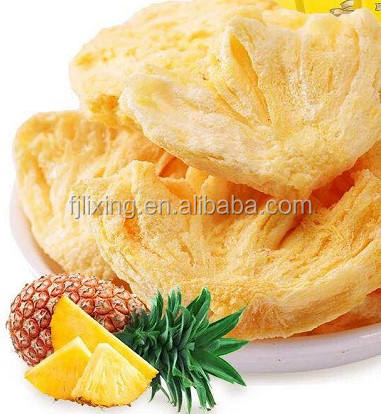 New Product High Quality Tropical Bulk Freeze Dried Pineapple