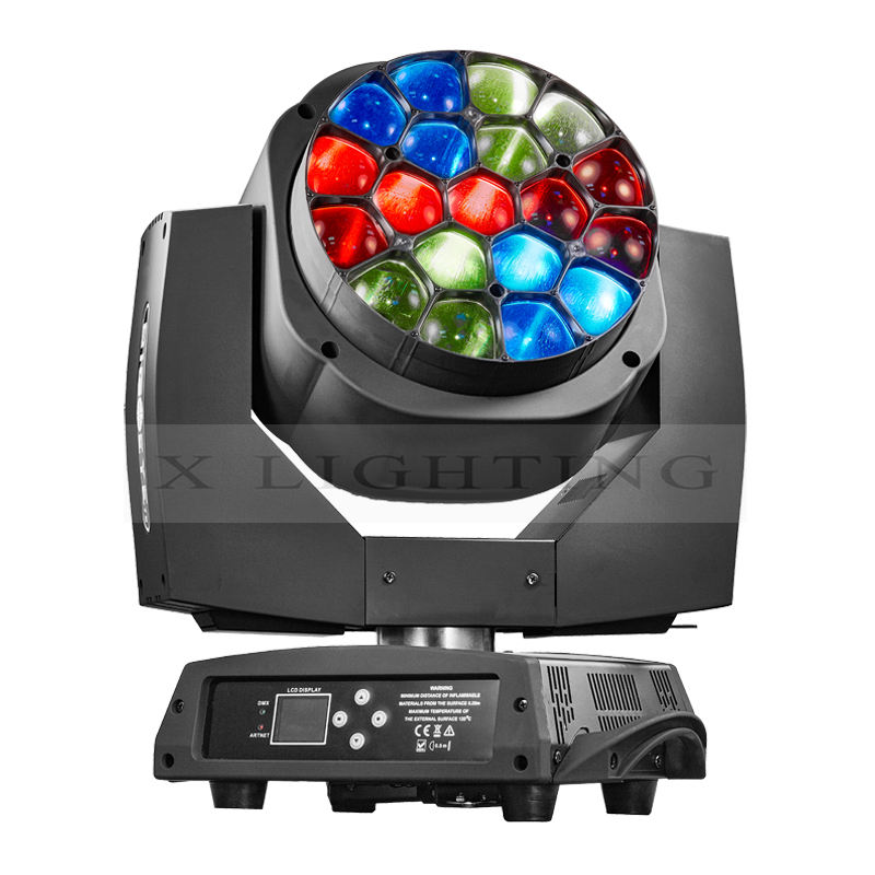 LED moving head lights for xcmg spare parts