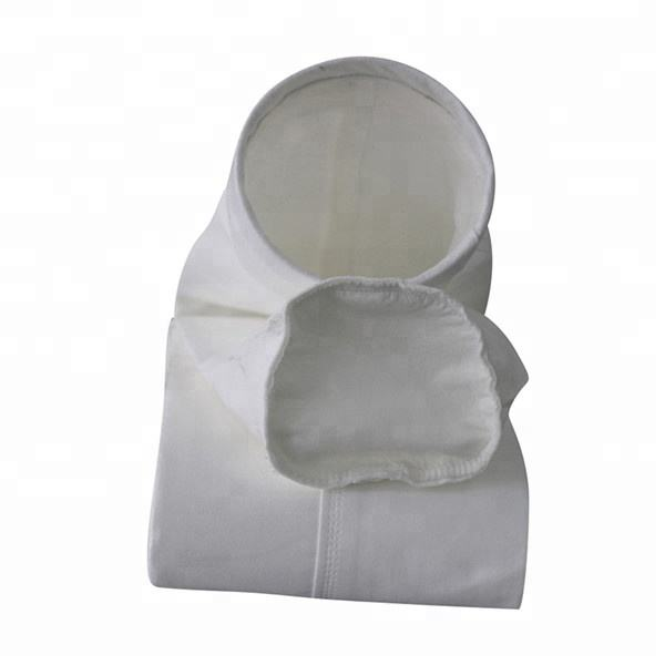 Dust Collection Filter Bag polyester/aramid Filter Bag Industrial Filter Bags/ Dust filter bag For Ferroalloy