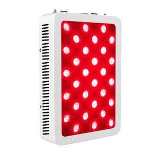 SGROW Factory Directly PM300 660nm 850nm Red Near Infrared 300W Red Light Therapy Panel