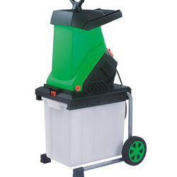 Ho sale 2500w 400mm Electric Cheap box Garden Shredder