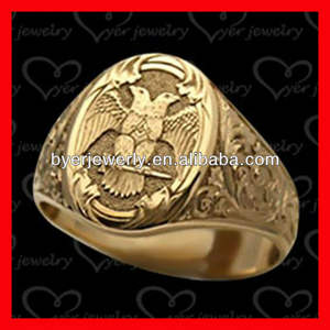 cool mens gold signet ring mold available
