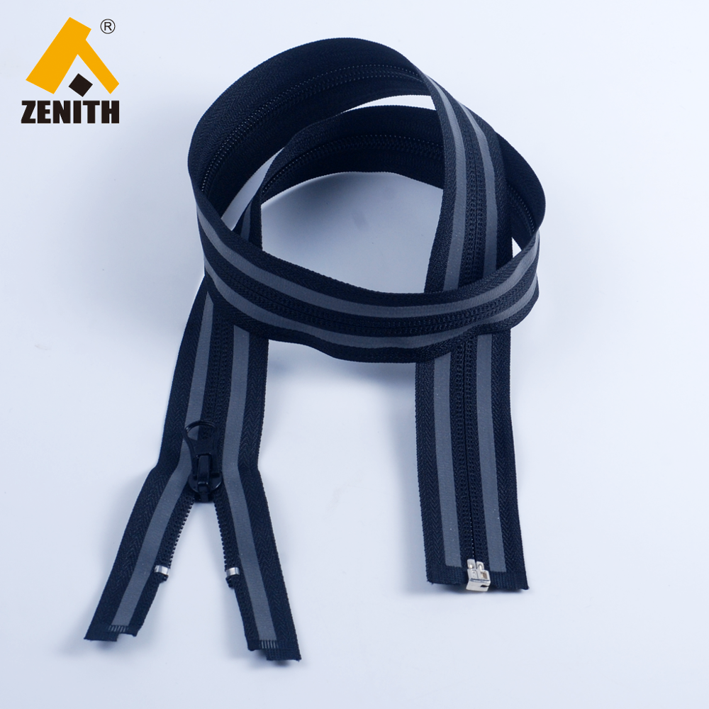 Reflective Zipper-Best hot selling Garment Accessories for zipper factory ZN20002