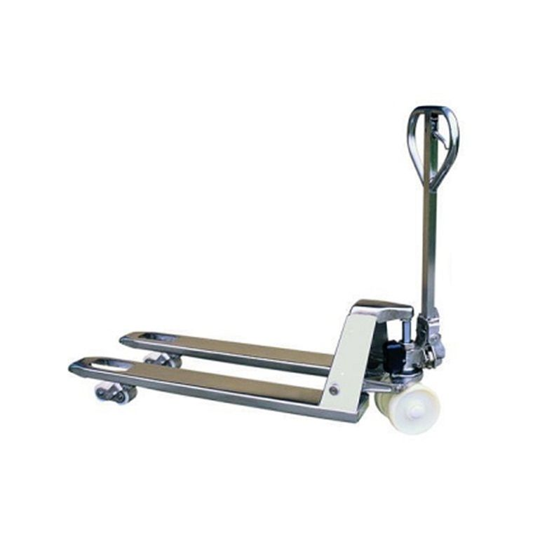 Hand Pallet Truck Manufacturers Stainless Steel Hand Manual CE pallet Jack Price