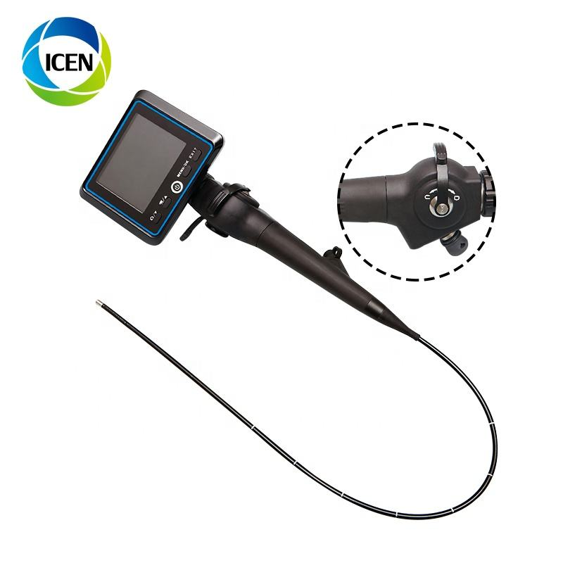 IN-P029-1 Medical Digital Olympus Veterinary Ent Ear Nasal Endoscopy Camera Electronic Video Endoscope With Low Price