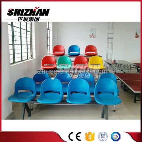 Venda quente indoor/outdoor bleacher dobrar/<span class=keywords><strong>arquibancada</strong></span> retrátil
