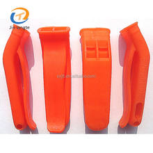 Plastic Silbato Emergencia Crime Prevention Whistle Clip On Whistle Marine Rescue Survival Emergency Whistle