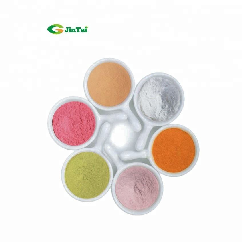 Free Sample food additives top quality natural water soluble fruit and vegetable juice powder powdered fruit drinks
