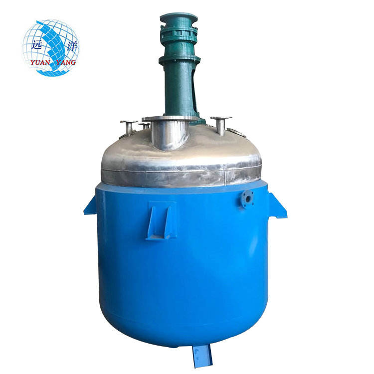 500L polymerization reactor for silicon glue production