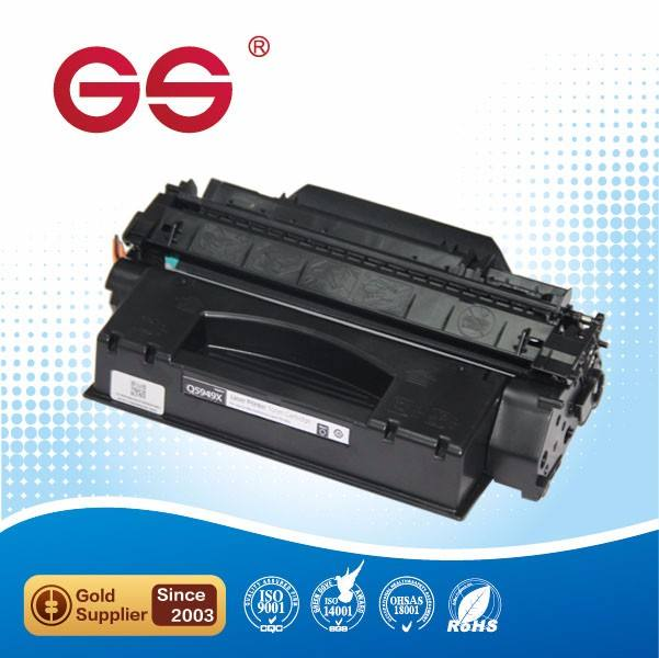 GS Brand Toner 49A Q5949A 1160, 1320, 3390, 3392 Compatible for HP