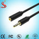 High quality 3.5mm TRRS to 3.5 mm TRRS Adapter auxiliary car usb aux 3.5MM Audio Cable