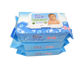 China Factory Private Label Baby Wet Wipes For Children Eco Friendly