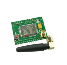 Smart Electronics GPRS module GSM module A6 SMS/Voice Development Board Replace SIM800L