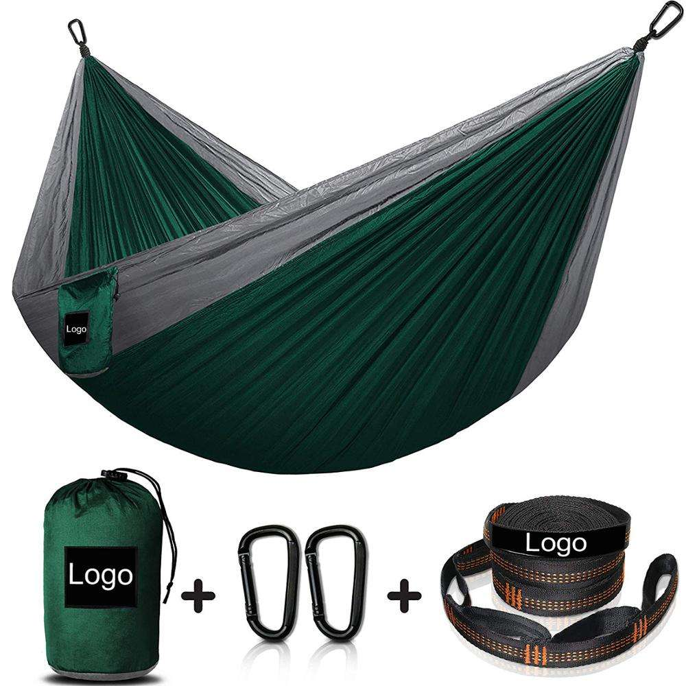 Heavy Duty 2 Person 4 Seasons Camping Bed Quick Dry Light Weight Hiking Camping Hammock